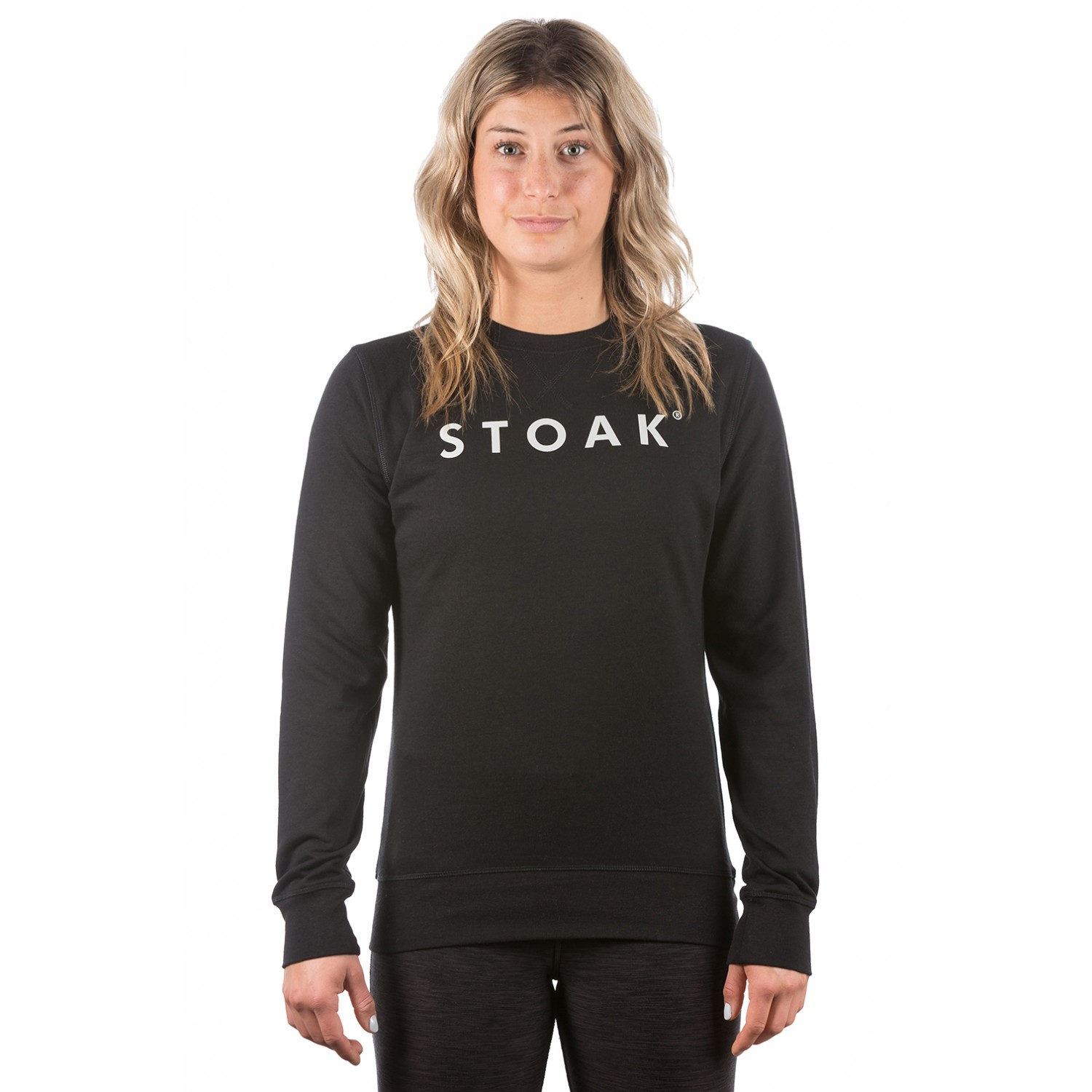 STOAK CARBON Crewneck