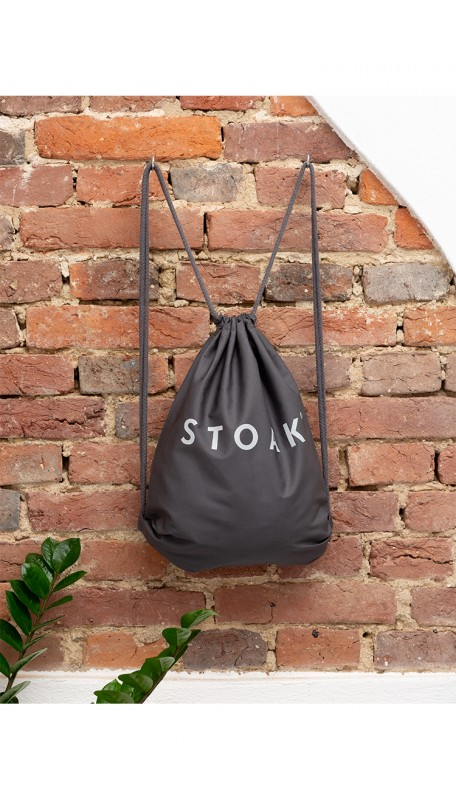 STOAK ASH Gym Bag (Organic Cotton)