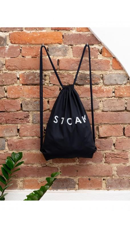 STOAK CARBON Gym Bag (Organic Cotton)