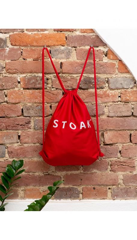 STOAK FIRE Gym Bag (Organic Cotton)