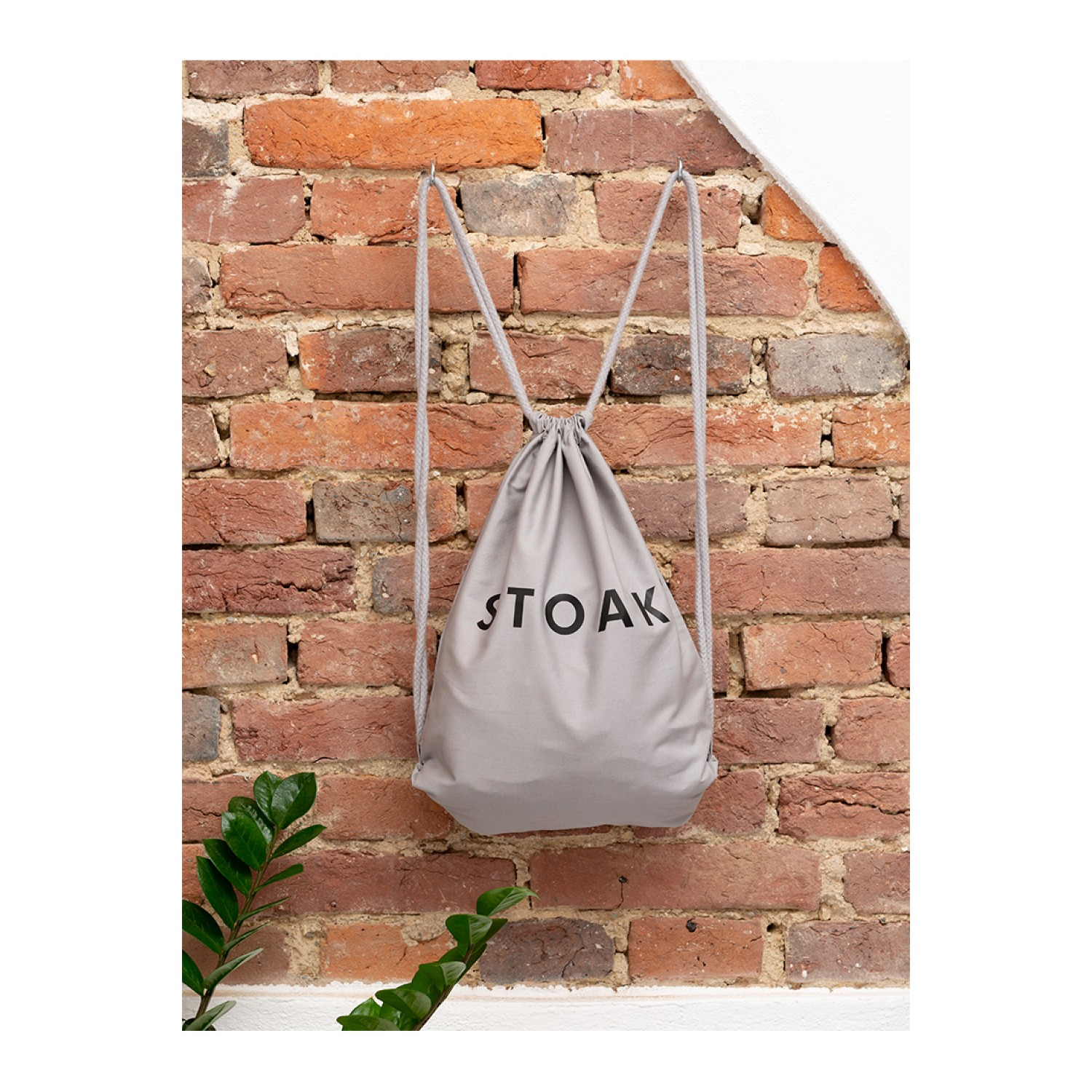 STOAK ROCK Gym Bag (Organic Cotton)