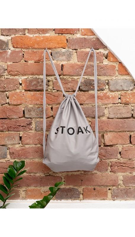 STOAK ROCK Gym Bag (Organic Cotton)