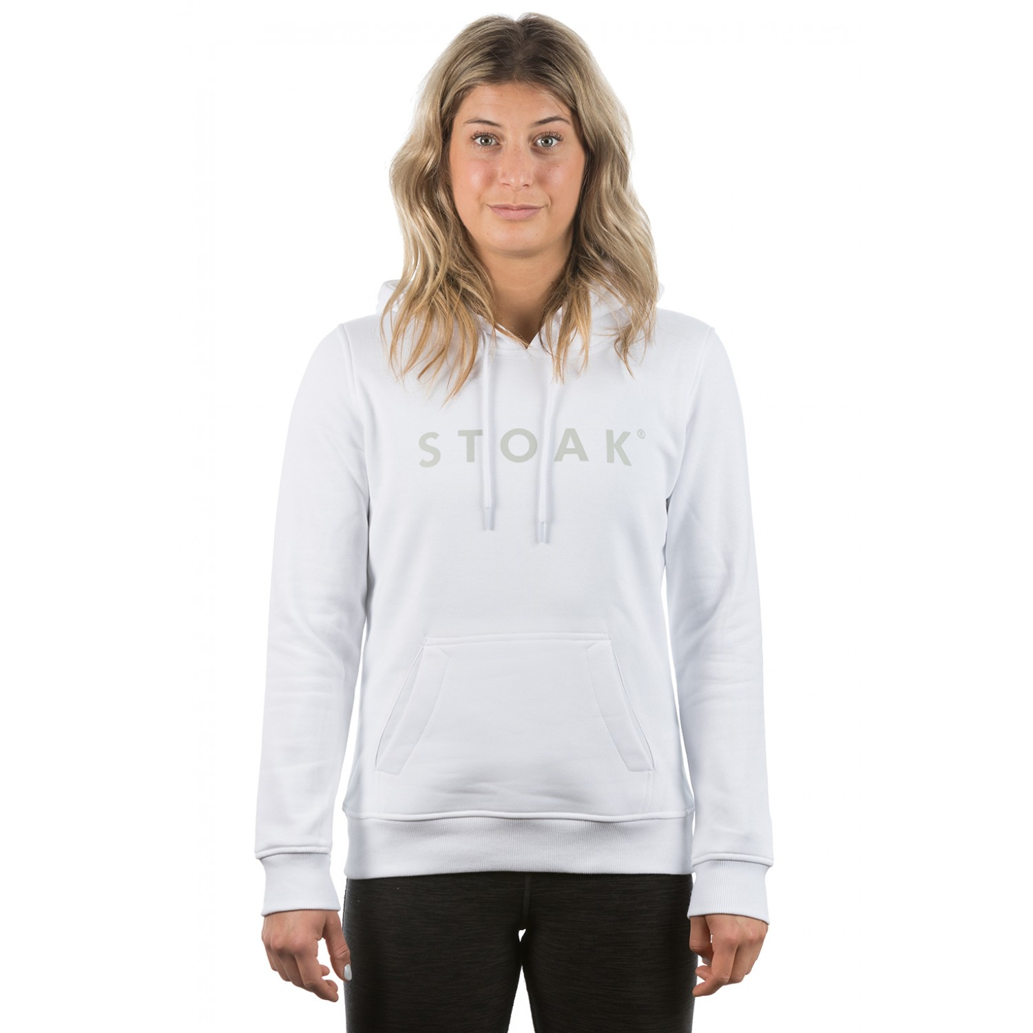 STOAK WHITE DIAMOND Hoodie
