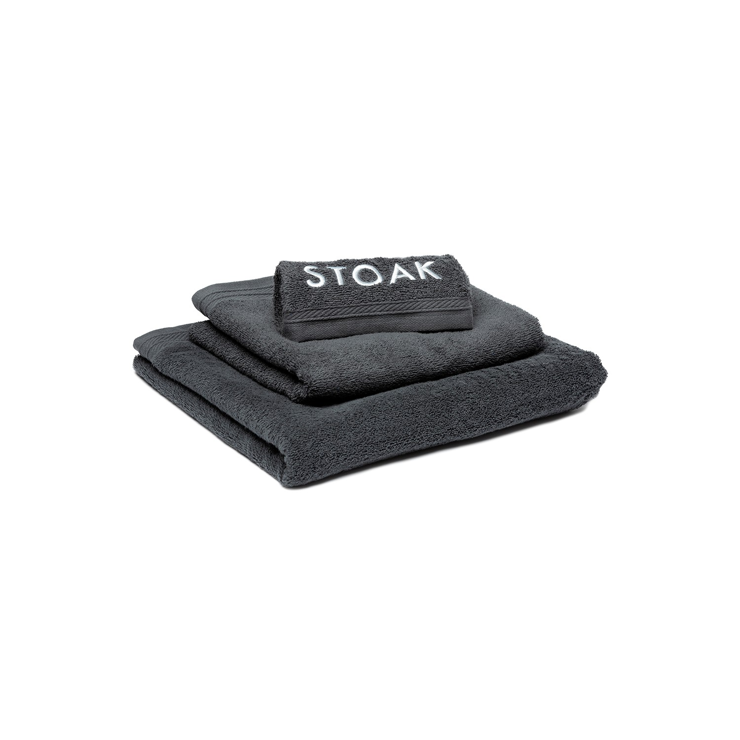 STOAK ASH TOWEL (Organic Cotton)