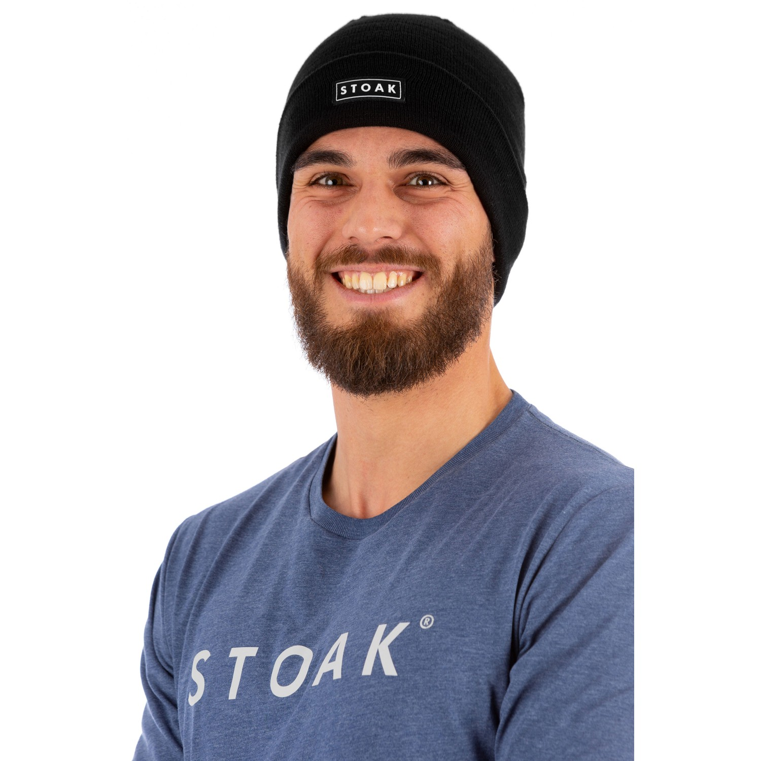 STOAK CARBON Beanie ORGANIC COTTON