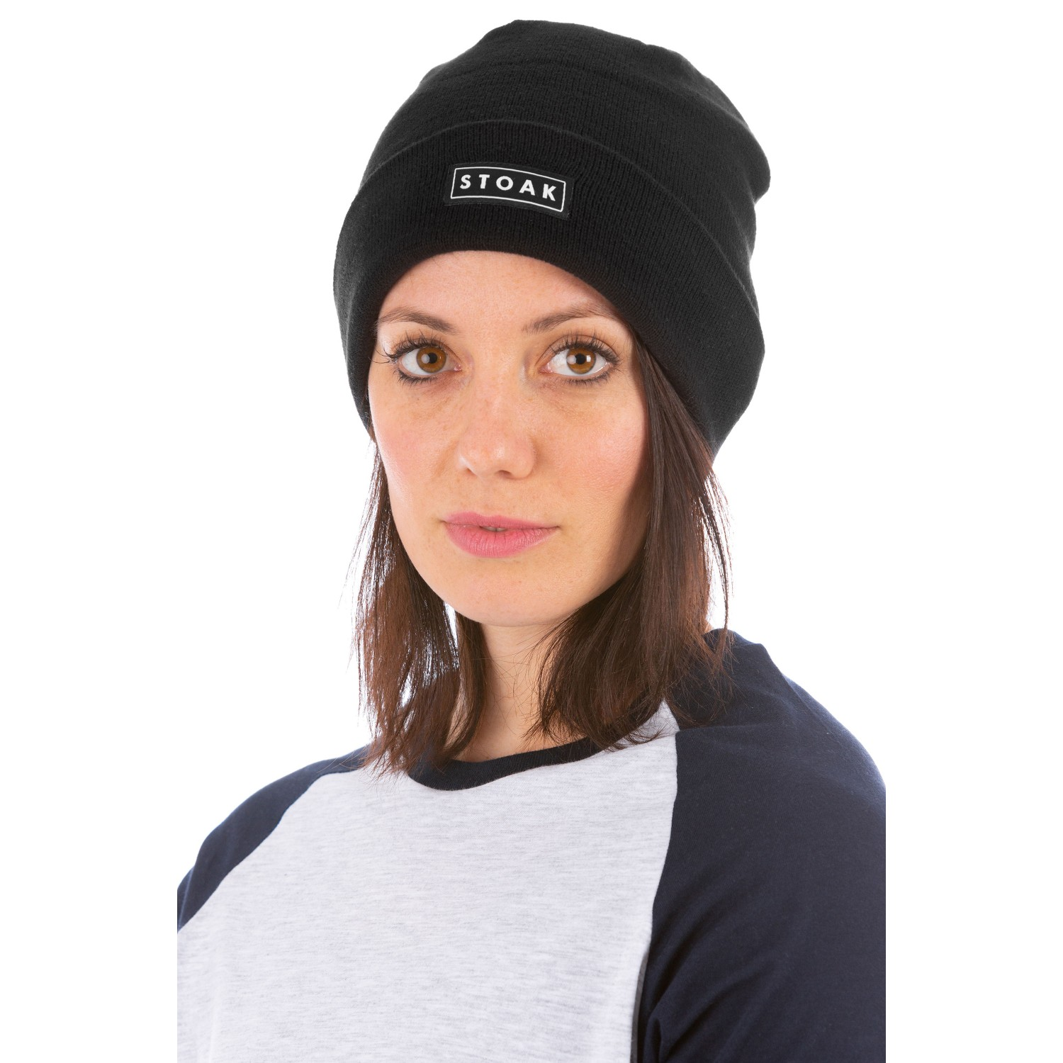 STOAK CARBON Beanie | ORGANIC COTTON