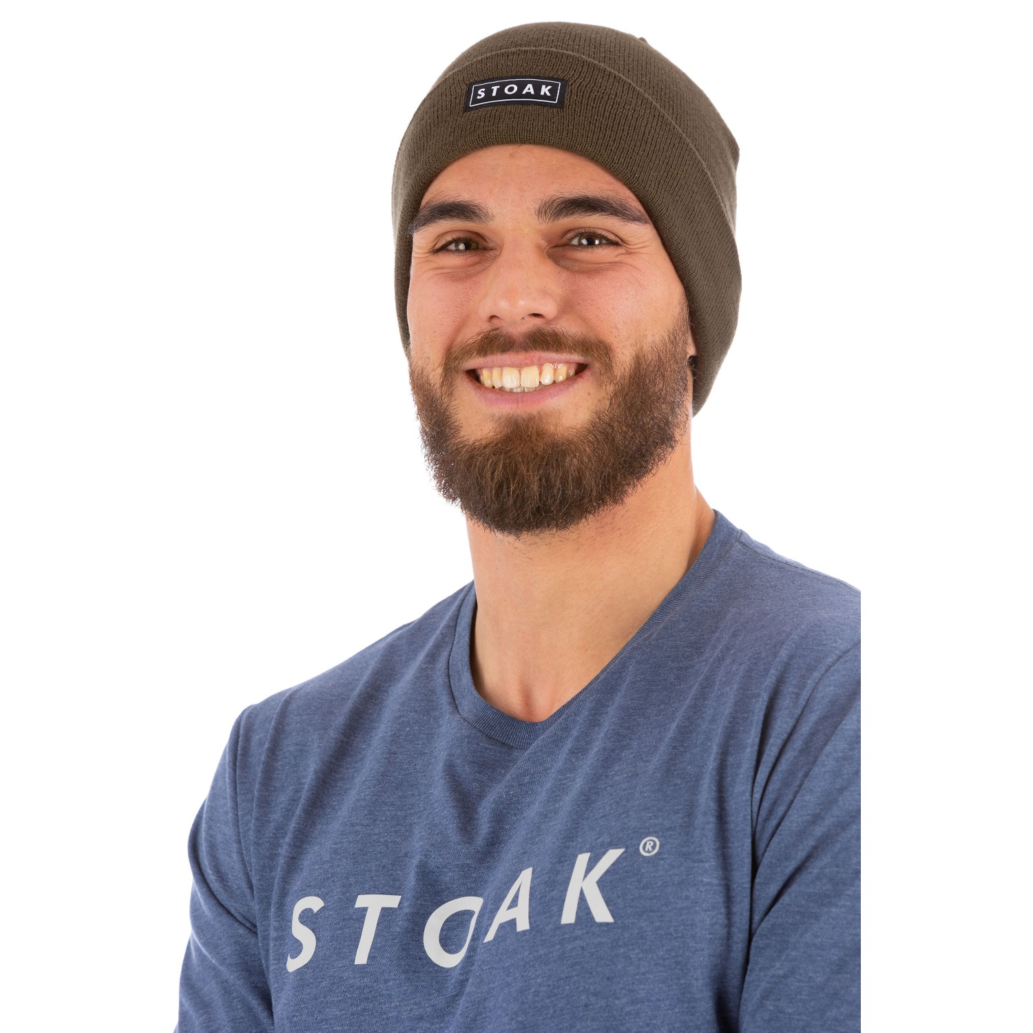 STOAK COMBAT Beanie |ORGANIC COTTON