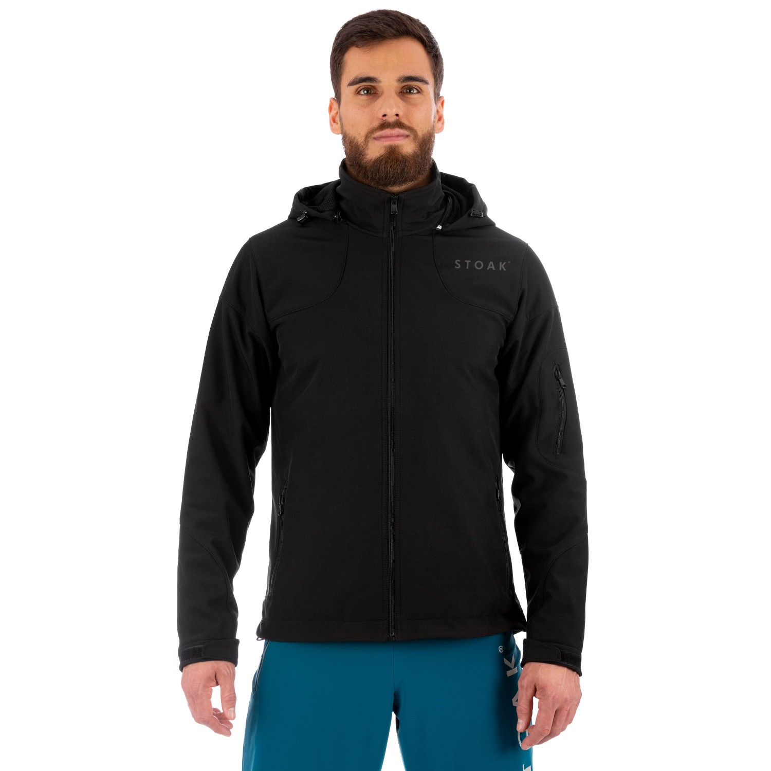 STOAK CARBON Performance Softshell Jacket