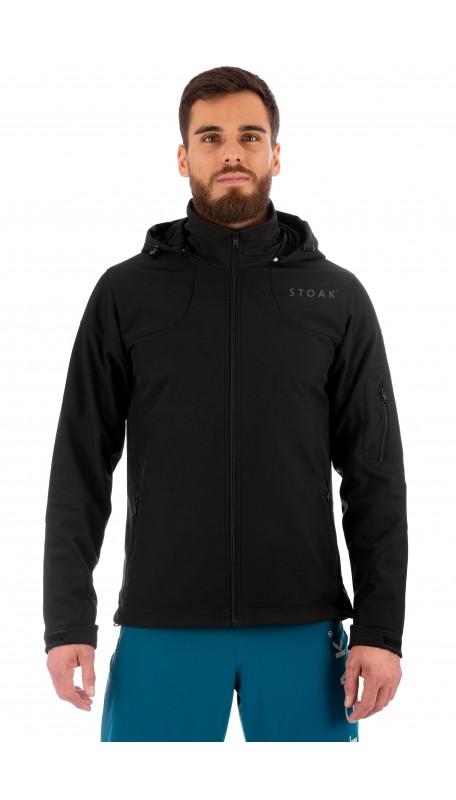 STOAK CARBON Performance Softshell Jacket