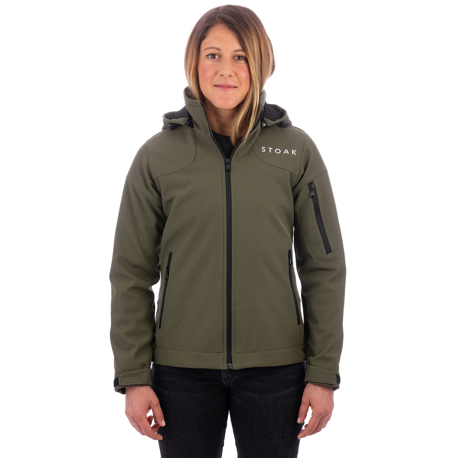 STOAK COMBAT Performance Softshell Jacket