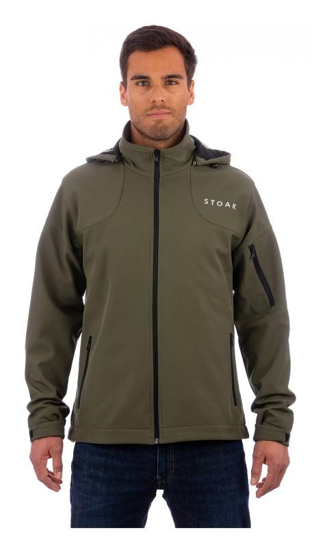 STOAK COMBAT Performance Softshell Jacket