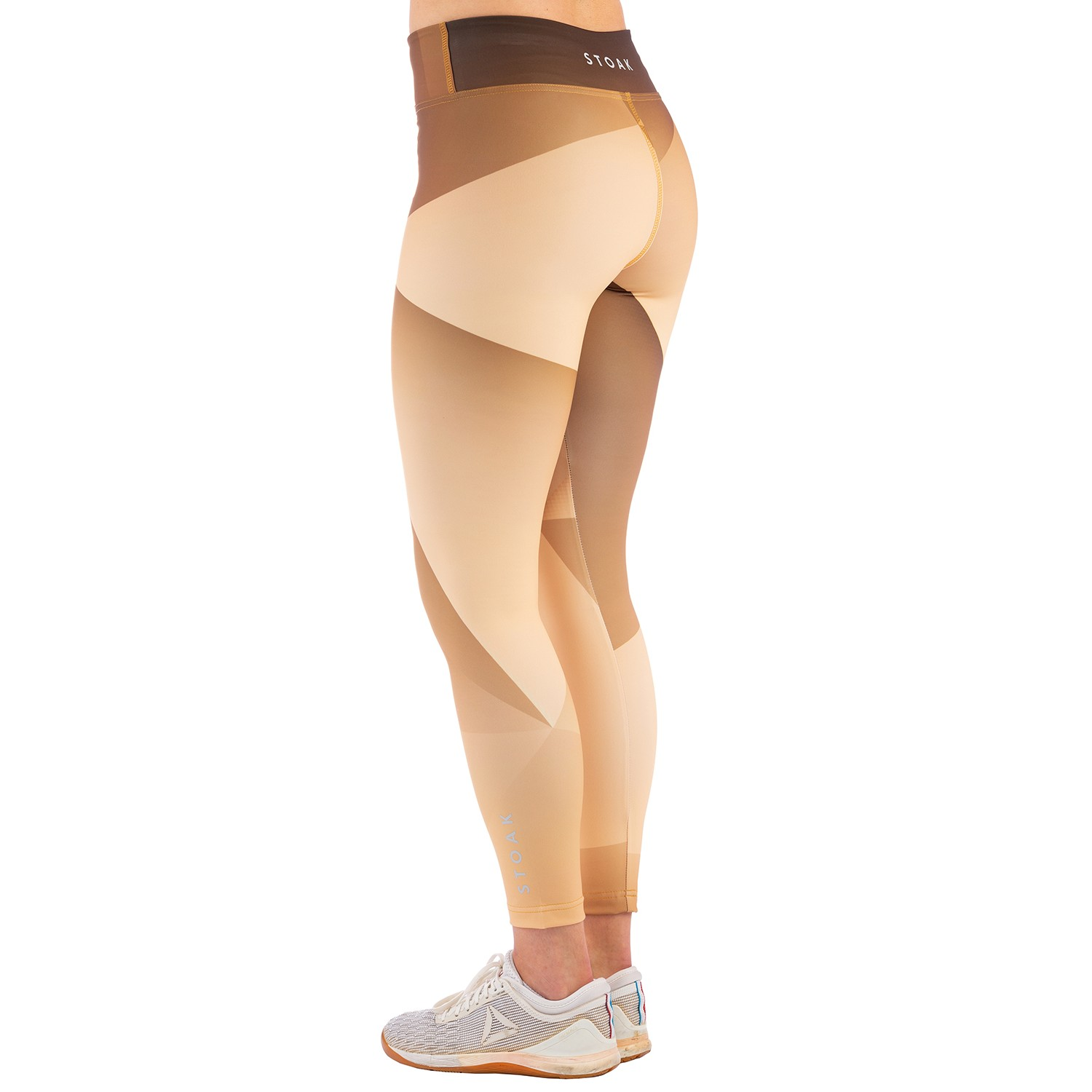 STOAK GOLDEN SAND Performance Leggings