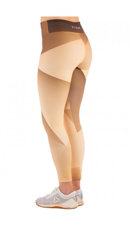 STOAK GOLDEN SAND Performance Leggings