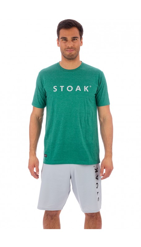 STOAK CLEAN - ROCK Package T-shirt + Athletic Shorts