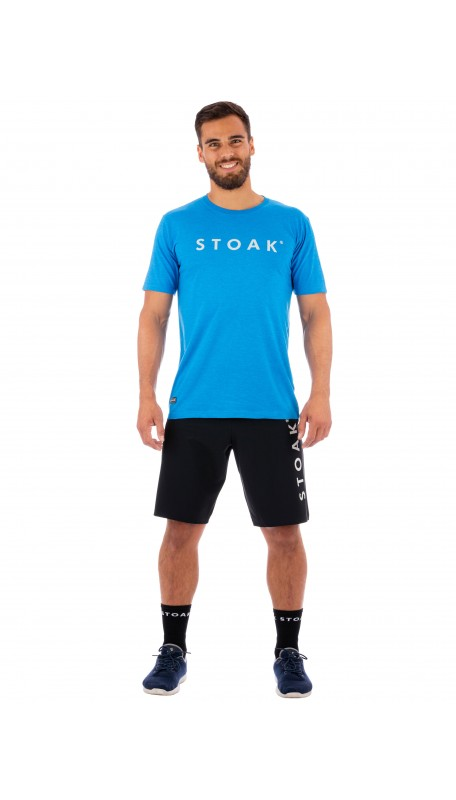 STOAK BOX - CARBON Package T-shirt + Athletic Shorts