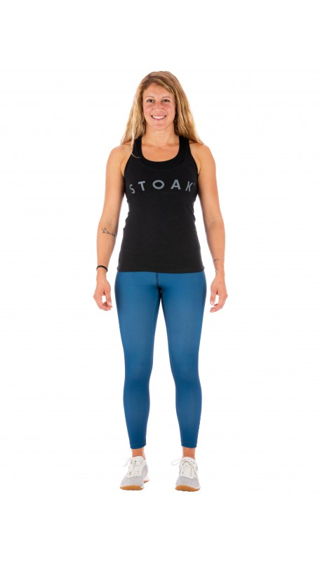 STOAK CARBON - STEEL Package Tanktop + Leggings