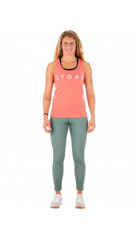 STOAK CORAL - FOREST Package Tanktop + Leggings