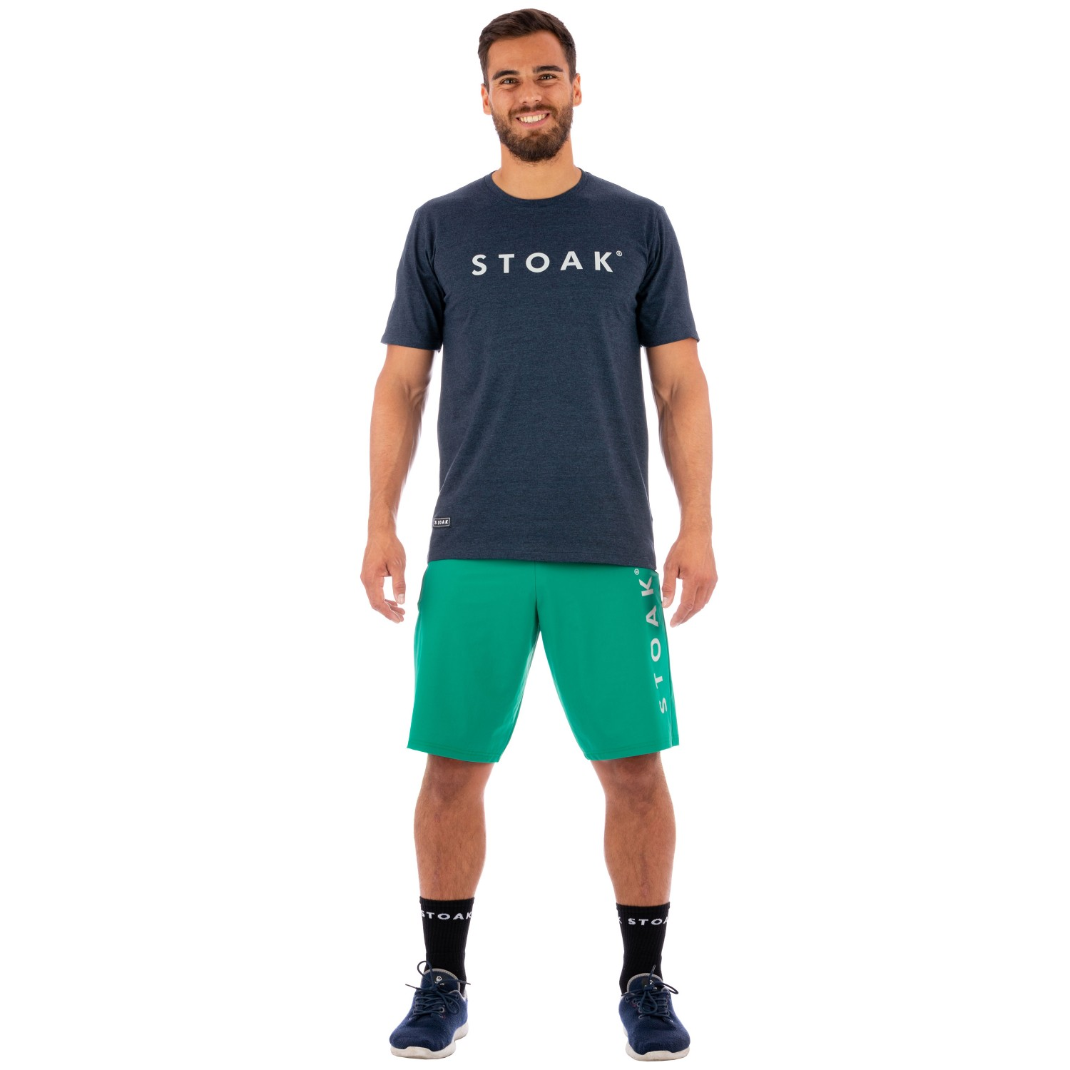 STOAK DEEP SEA - CLEAN II Package T-shirt + Athletic Shorts