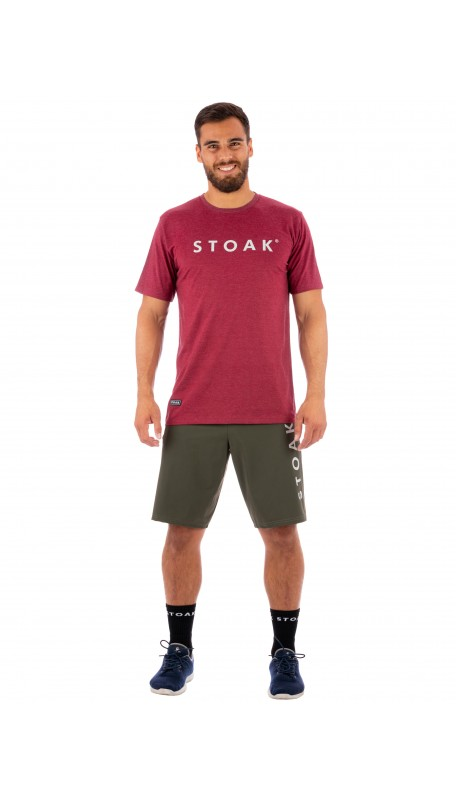 STOAK RUSH - COMBAT II Package T-shirt + Athletic Shorts