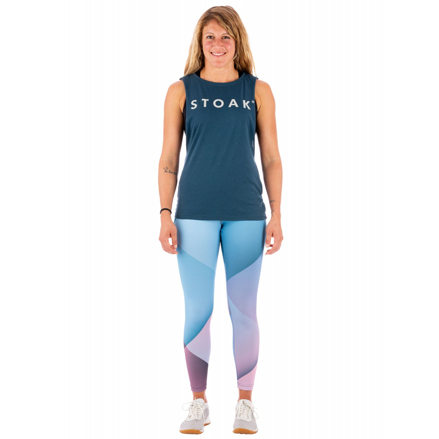STOAK STEEL - SUNRISE Package Cut-Out-Shirt + Leggings