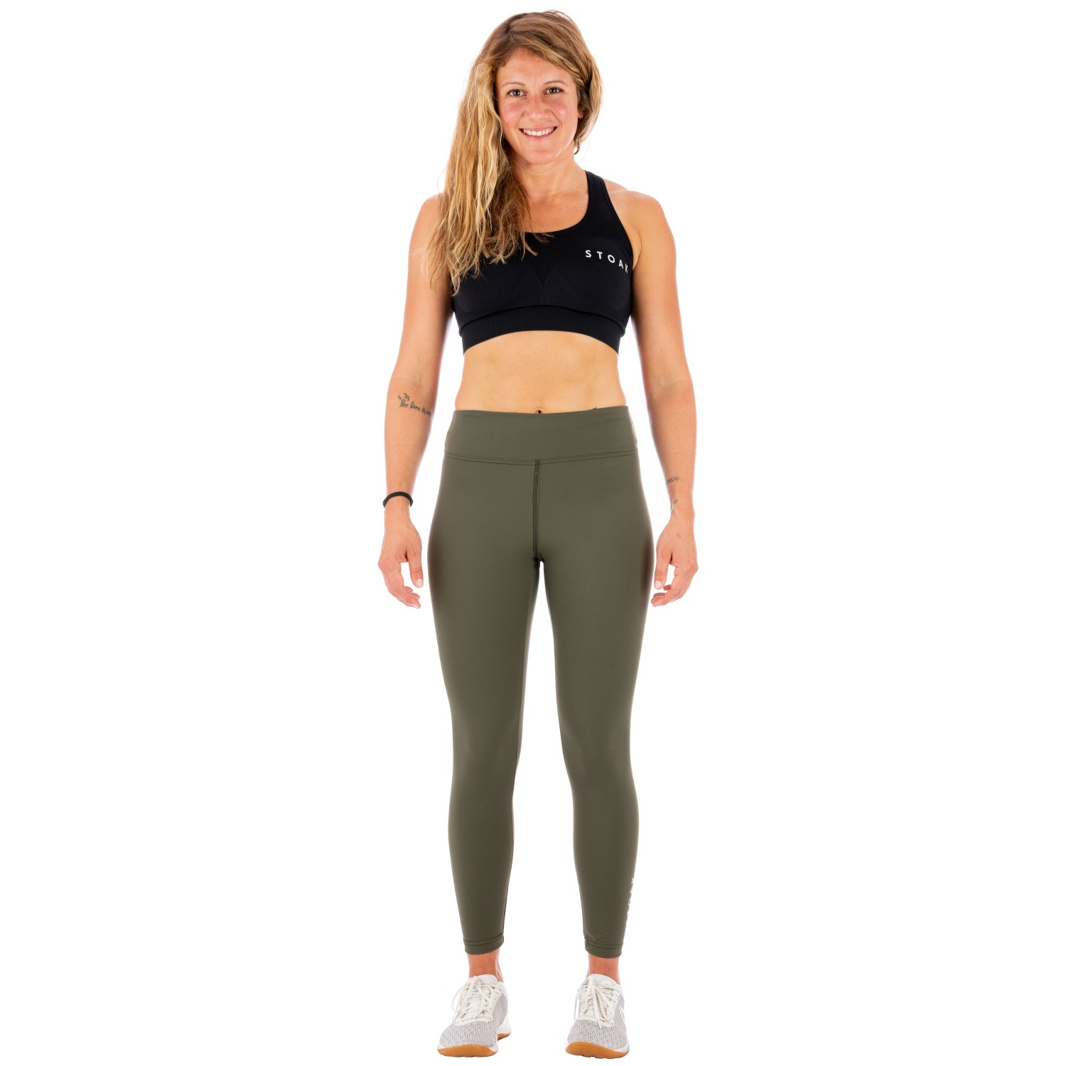 STOAK CARBON - COMBAT Package Sports Bra + Leggings