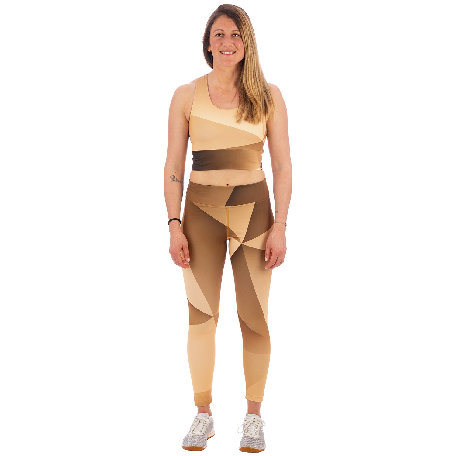 STOAK GOLDEN SAND - GOLDEN SAND Package Top + Leggings