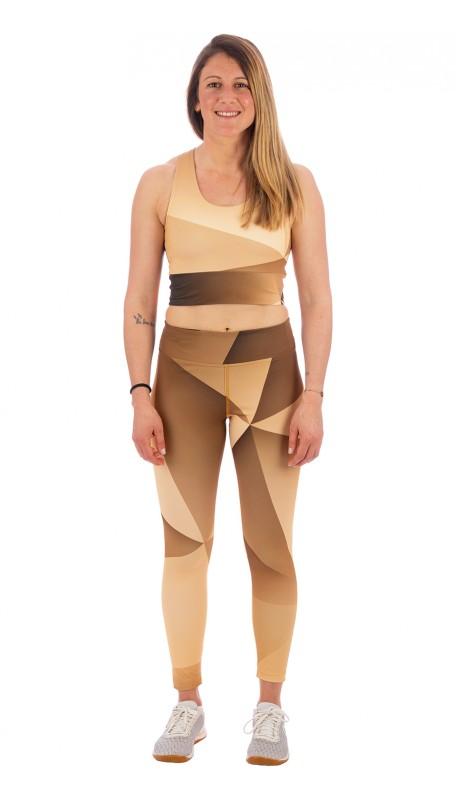 STOAK GOLDEN SAND - GOLDEN SAND Package Top + Leggings