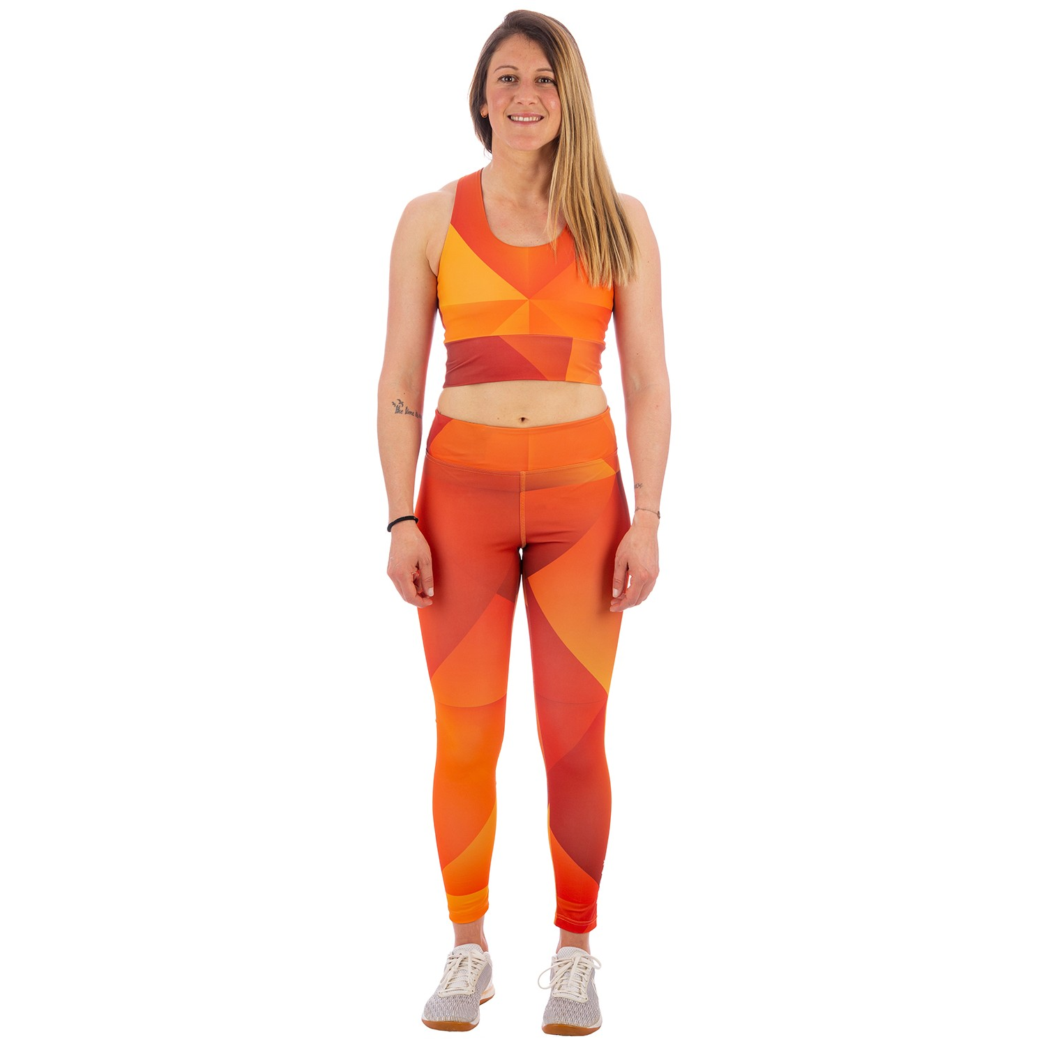 STOAK IN FLAMES - IN FLAMES Package Top + Leggings
