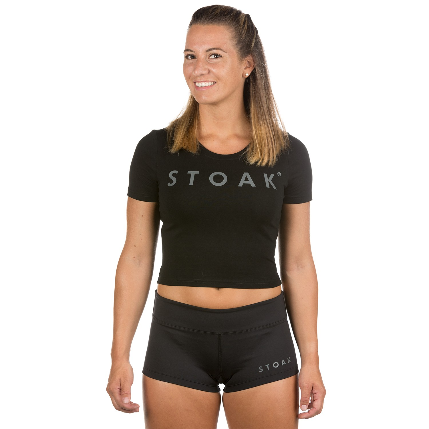 STOAK CARBON Crop Top
