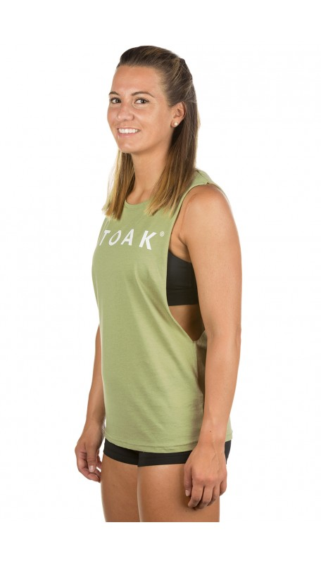 STOAK COMBAT Cut-Out Shirt