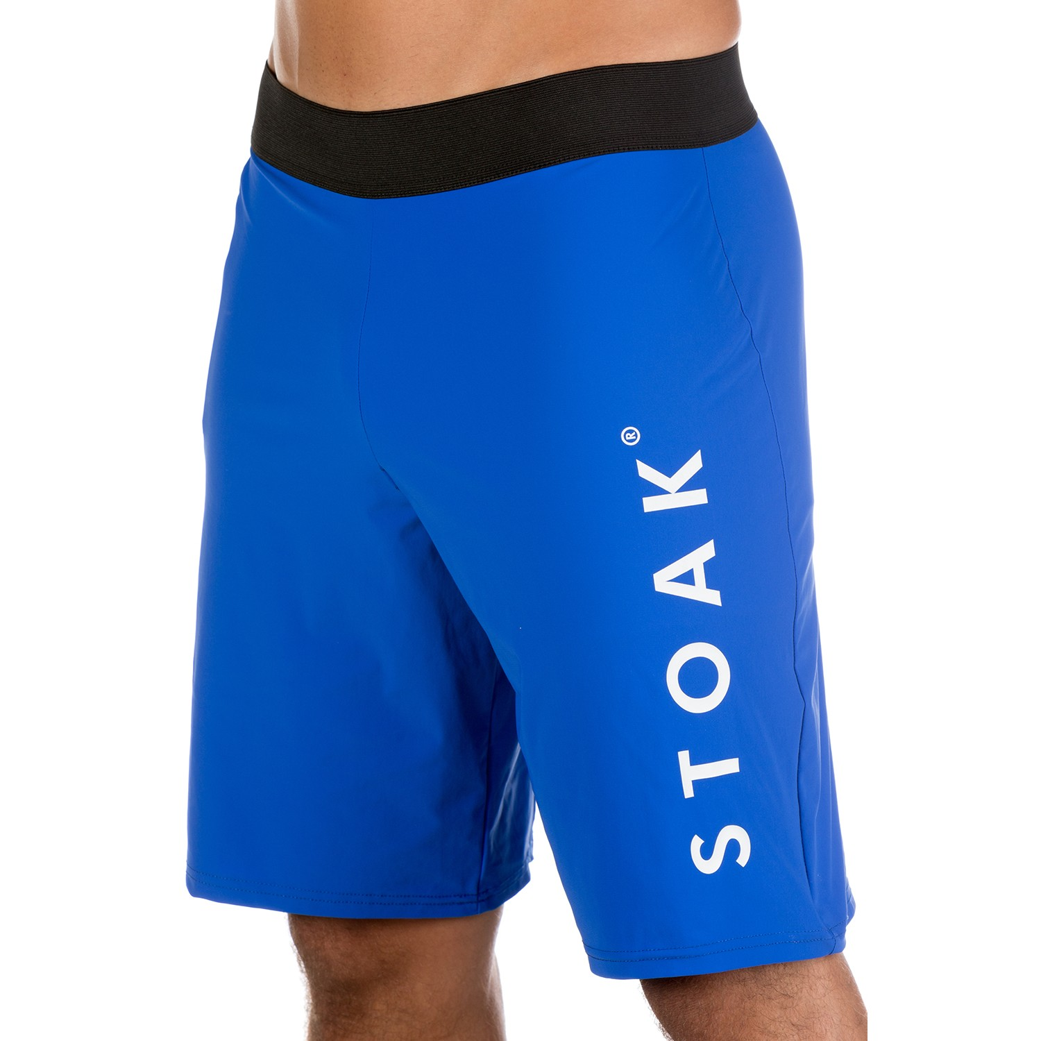 STOAK BLUE CRUSH Athletic Shorts