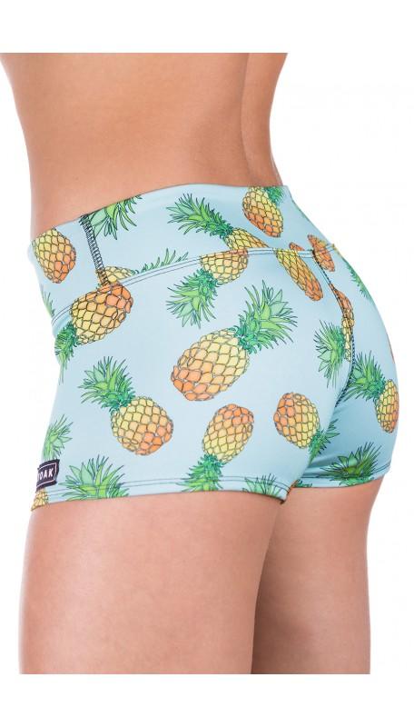 STOAK ANANAS MINT Athletic Shorts | Limited Edition