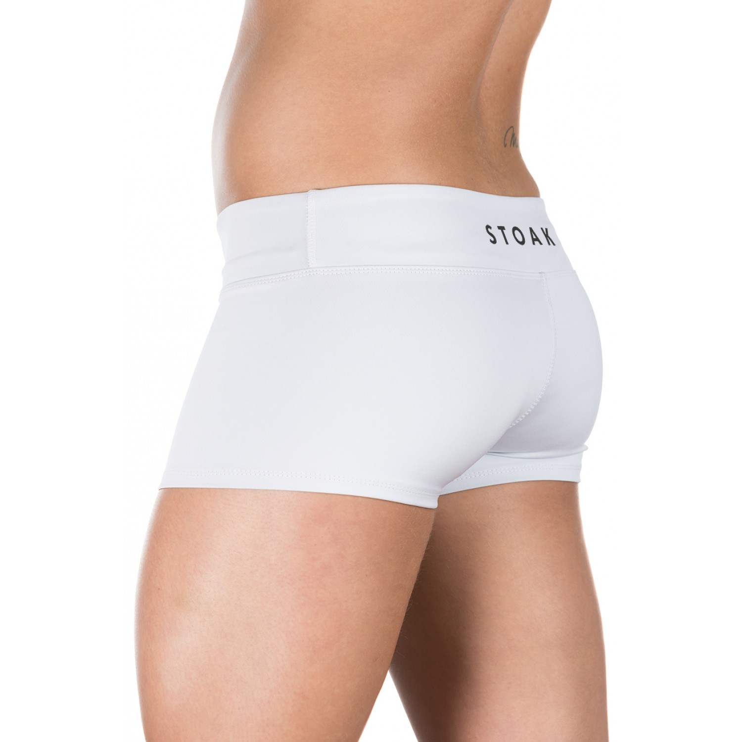 STOAK WHITE DIAMOND Athletic Shorts