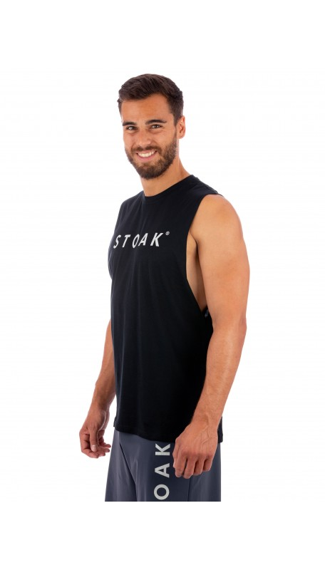 STOAK CARBON Cut-Out-Shirt