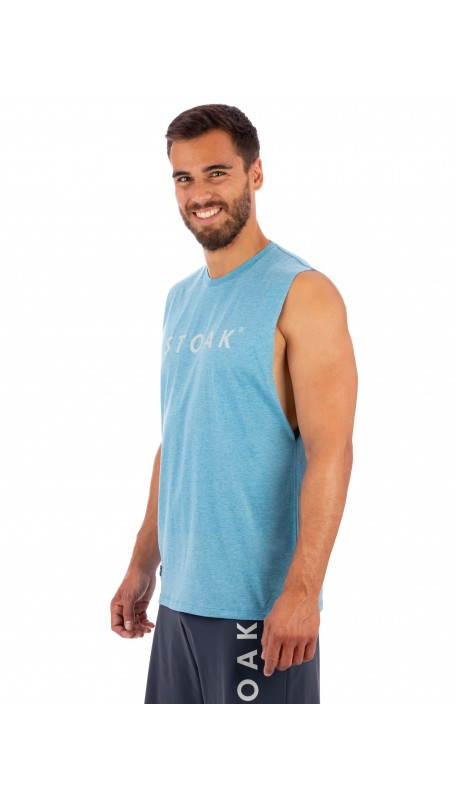 STOAK FASTER Cut-Out-Shirt