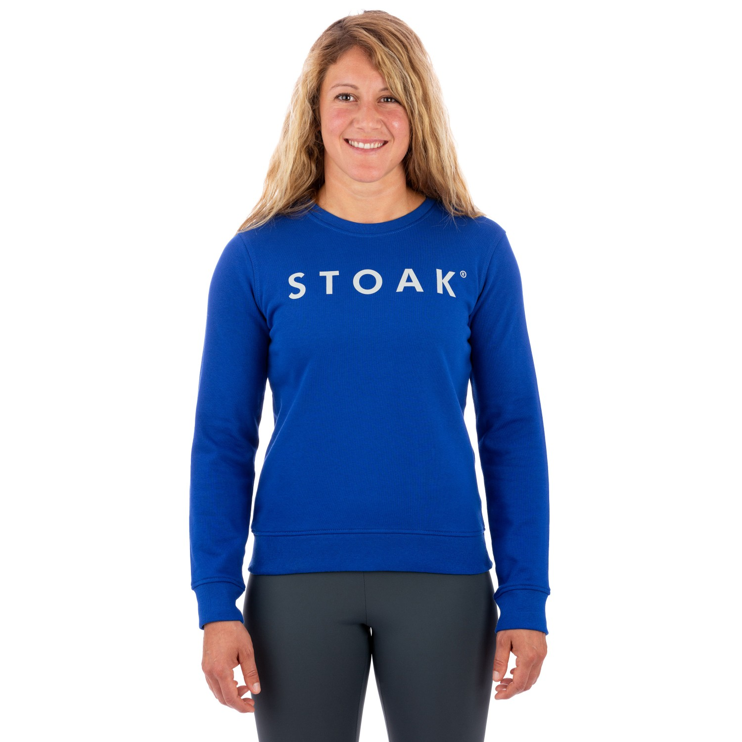 STOAK BLUE CRUSH Crewneck