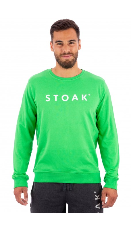 STOAK CLEAN Crewneck